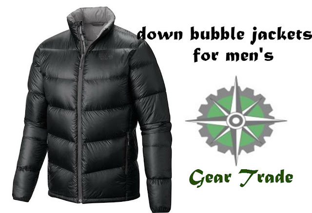 men's down bubble jackets