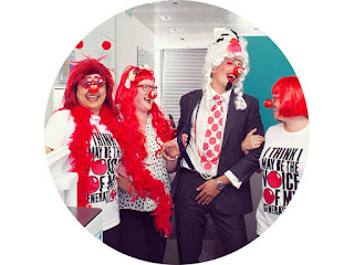 the red nose clown images