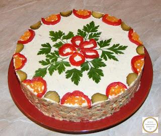 Salata de Boeuf retete culinare,