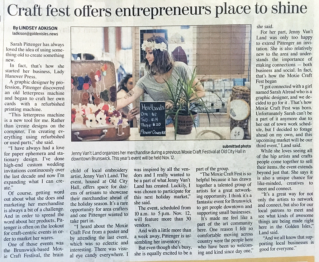 Moxie Fest offers entrepreneurs place to shine