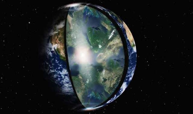 rongga bumi
