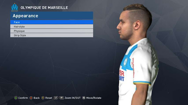 Dimitri Payet New Face PES 2017