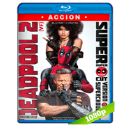 Deadpool 2 (2018) Super Duper Cut Full HD 1080p Latino