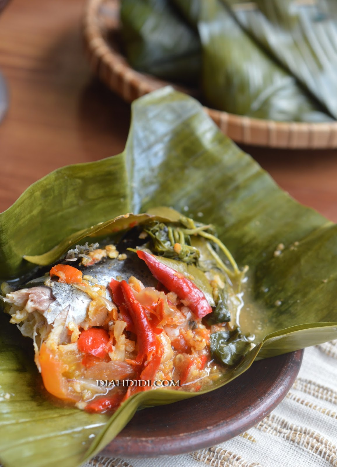 Diah Didi S Kitchen Botok Ikan Patin