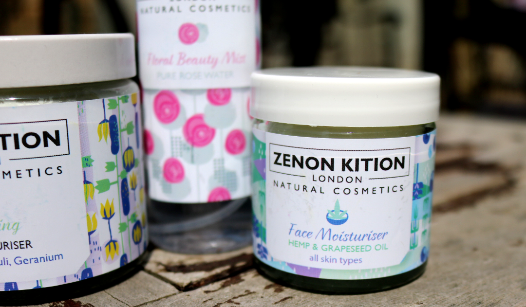 Zenon Kition Hemp and Grapeseed Face Moisturiser review