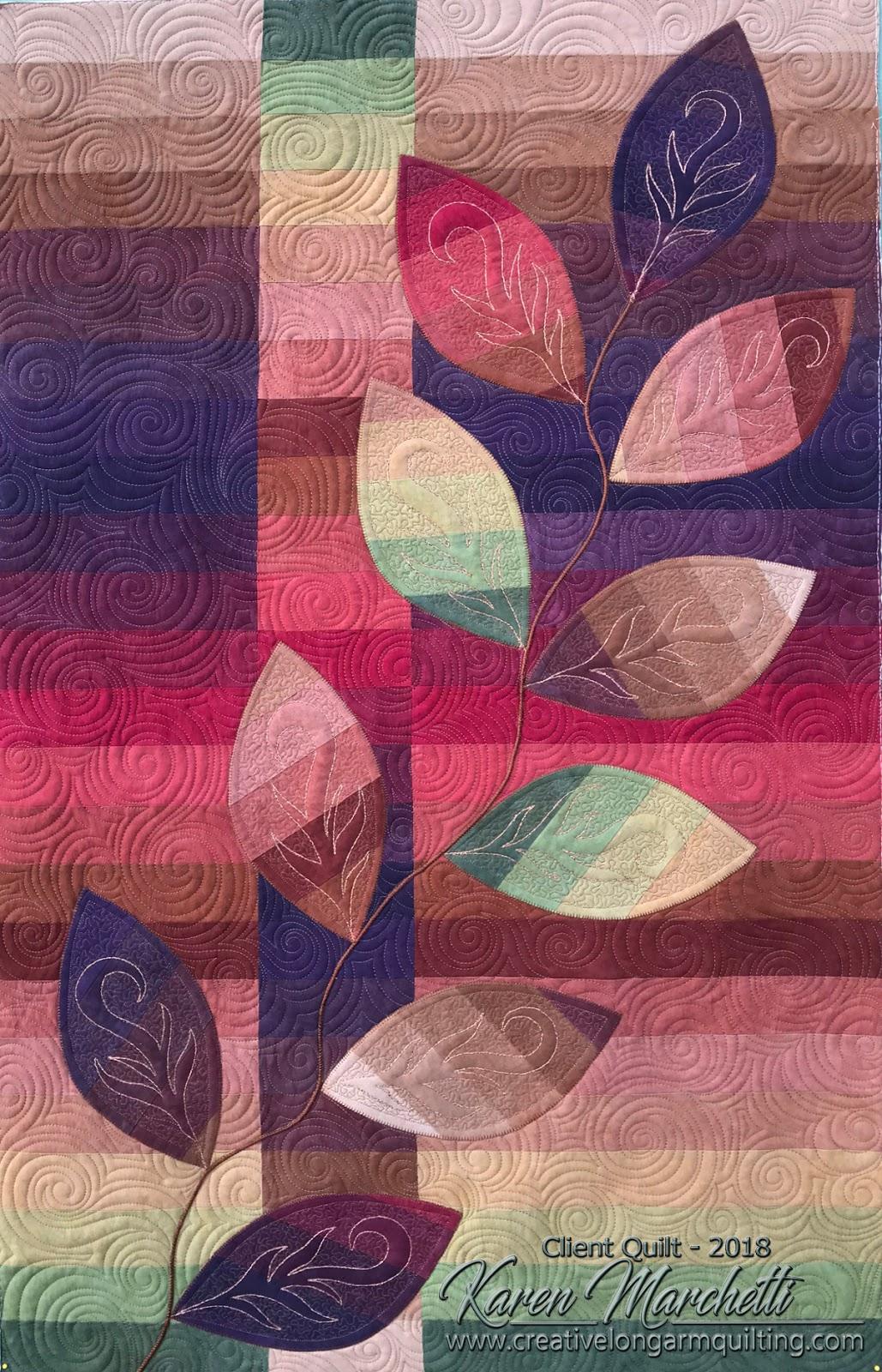 Creative Longarm Quilting by Karen Marchetti : longarm quilting blogs - Adamdwight.com