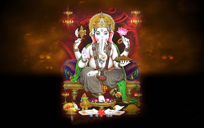 the fresh wallpaper ganesha
