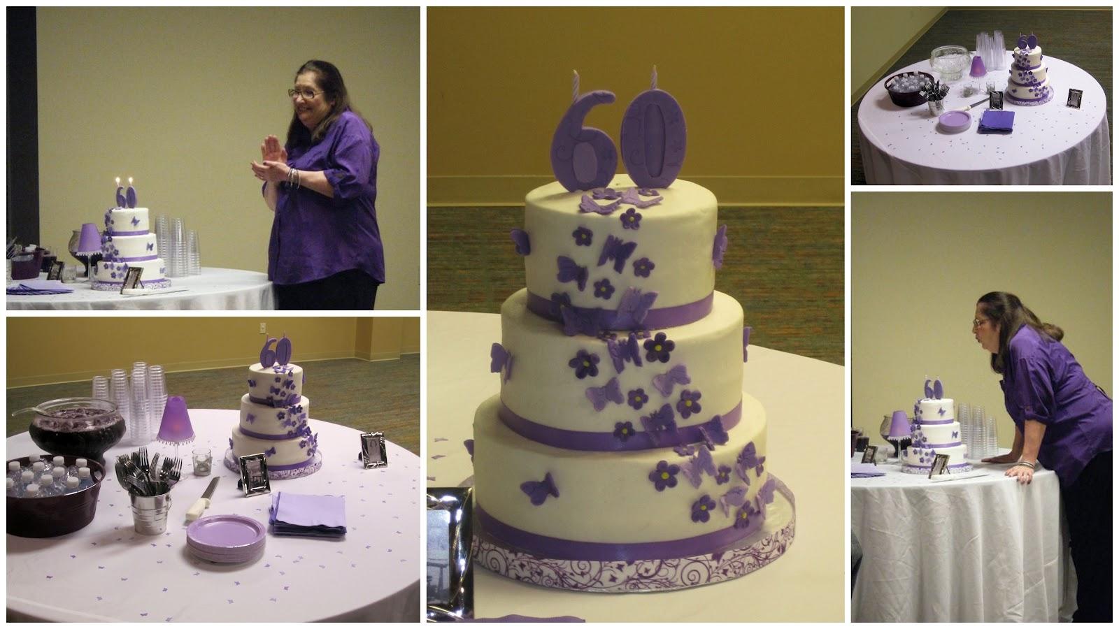 Coley39s Corner My Mom39s 60th Birthday Party