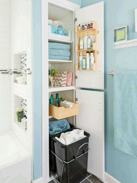 Master Bathroom Organizing Ideas: Casual Fridays: Organizing The Master Bathroom