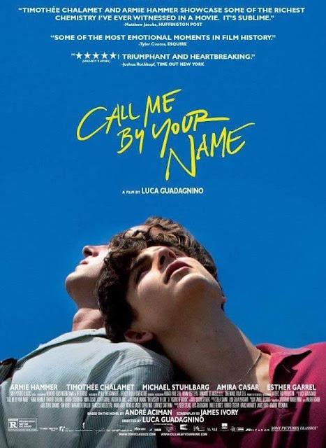 Llámame por tu nombre, film