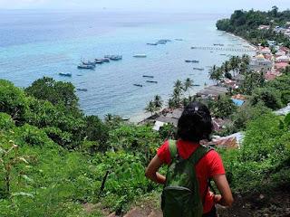 pulau run kepulauan banda yang ditukar dengan manhattan