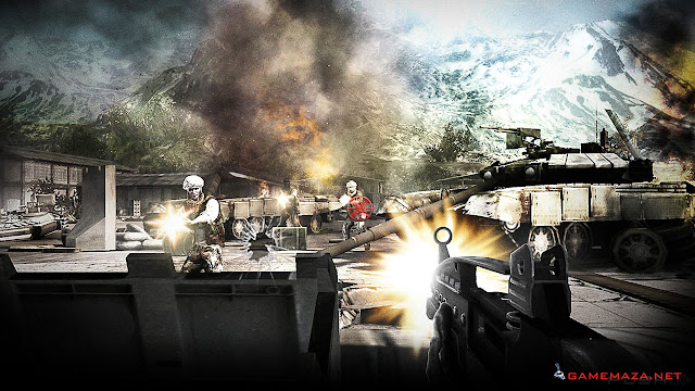 Heavy Fire Afghanistan Gameplay Screenshot 2