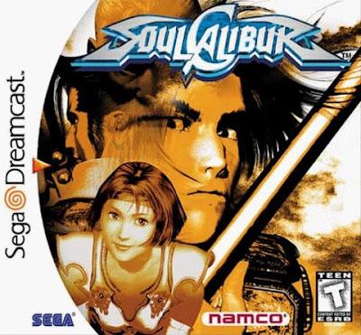 Review - SoulCalibur - Dreamcast