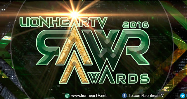 Nominees for the Pride and Lion Categories | RAWR Awars 2016