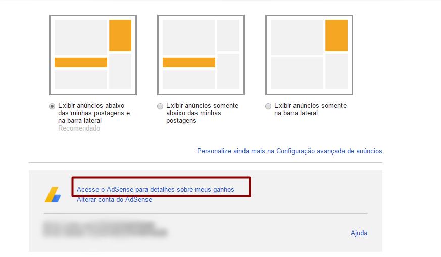 Como usar o Google Adsense no blog