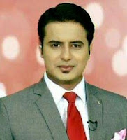 विजेन्द्र सोलकी, 1st india news Rajasthan News anchor and Sub-editor