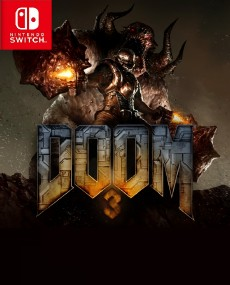 DOOM 3 [Switch] Oyun İndir [NSP-XCI] [Google Drive-Mega