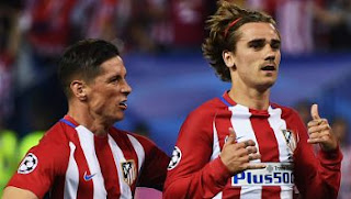 Video Gol Atletico Madrid vs Leicester City 1-0