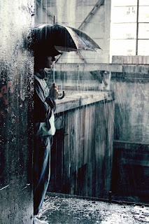 Outfit musim hujan yang keren
