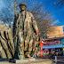 Moradores de Seattle, nos Estados Unidos, se mobilizam pela remoção da estátua de Lênin