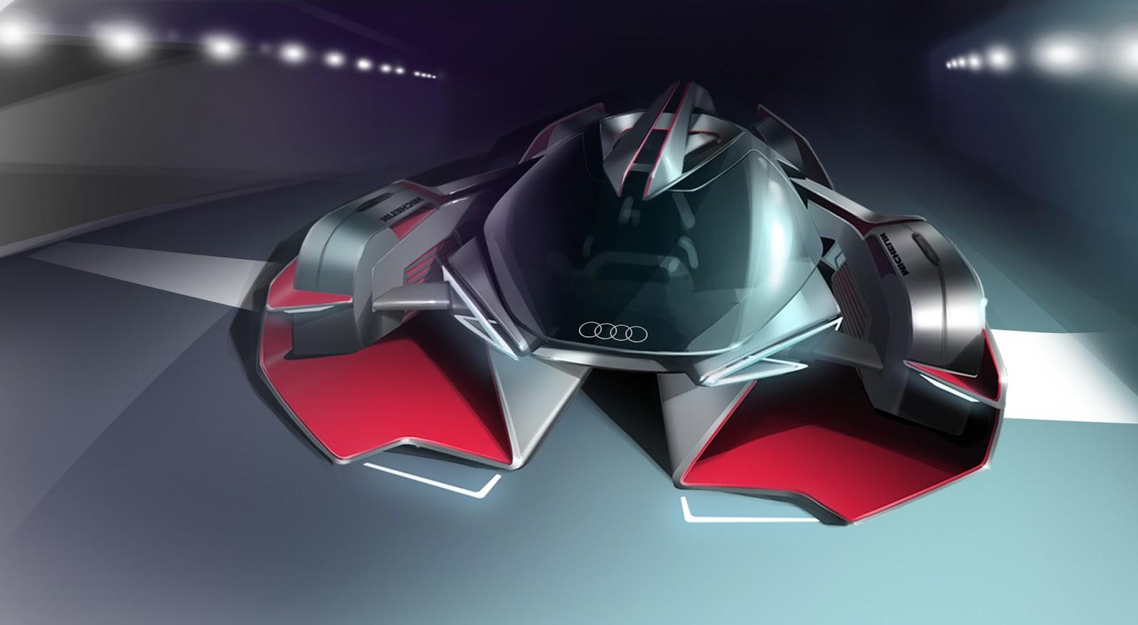 Image result for Audi Le Mans Future Vision