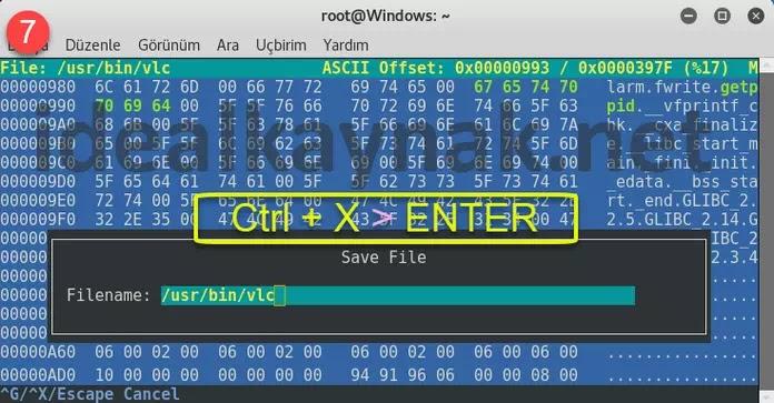 VLC Media Player Root ile Çalıştırma