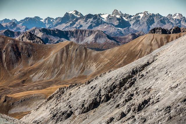 Bikebergsteigen Westalpen - Mont Chaberton 3136 m MTB