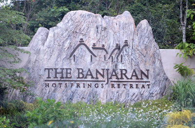 Review: The Banjaran Hotsprings