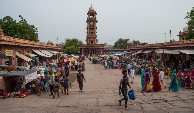Plaza Ghanta Ghar