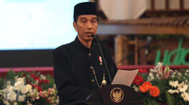 Presiden Jokowi: Kenapa Dulu (Zaman SBY) Presidential Threshold Tidak Ramai?