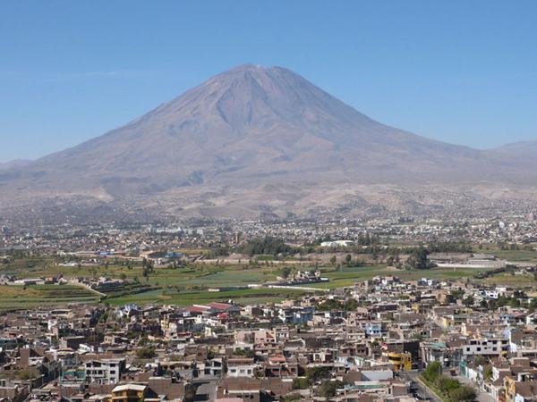 Arequipa, Cidade Peruana