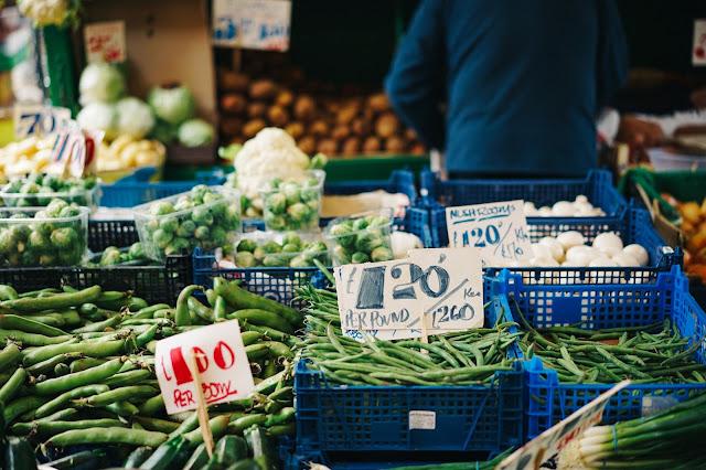 ブリクストン・マーケット(Brixton Market)