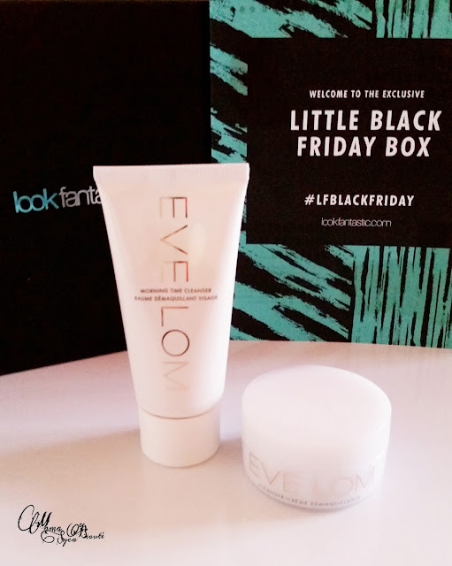 Black Friday Look Fantastic Beauty Box Blog Beauté bon plan promo partenariat