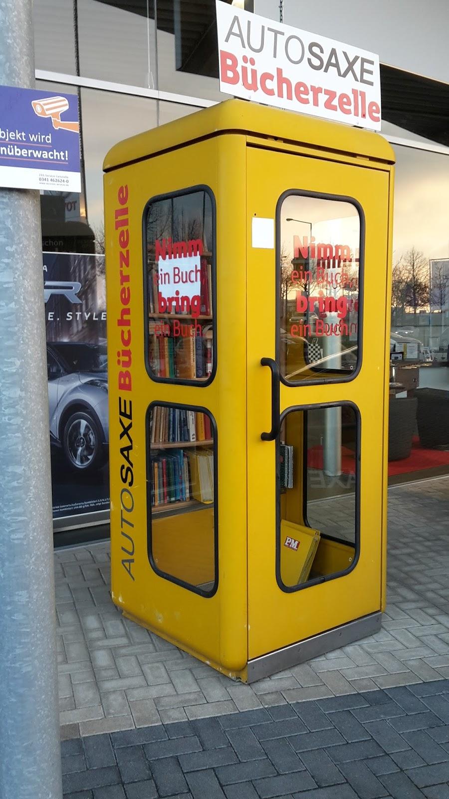 Mellis Buchleben: In Büchermission unterwegs - öffentliche ...