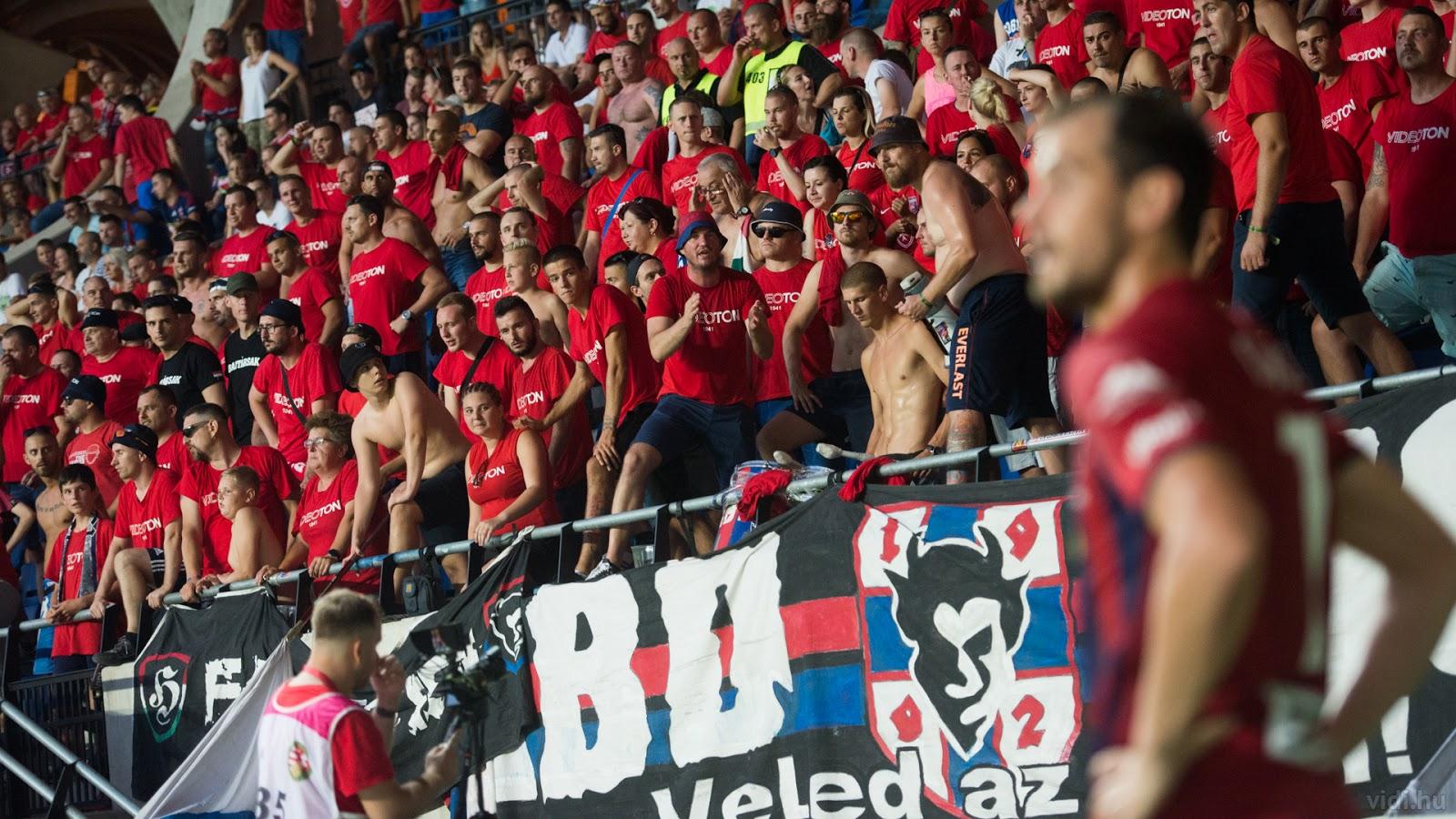 Videoton - Bordeaux 2017.08.03.