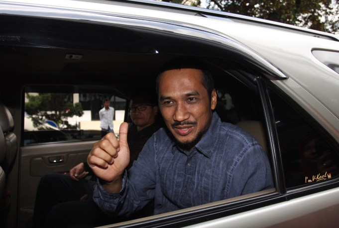 Abraham Samad: Marwah KPK Dipertaruhkan di Korupsi Century