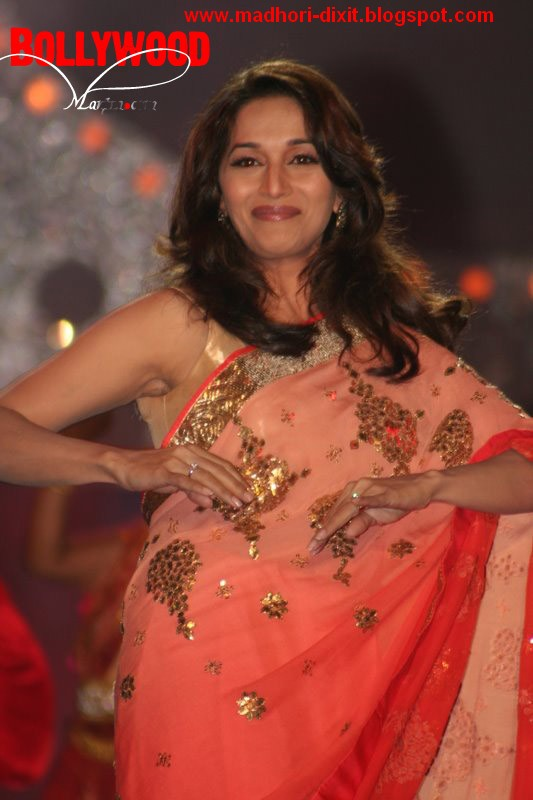 Madhuri Dixit Dazzling At Amul Star Voi Grand Finale