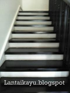 papan tangga kayu berkualitas