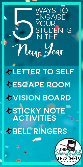 5 Ways to Engage Your Students in the New Year