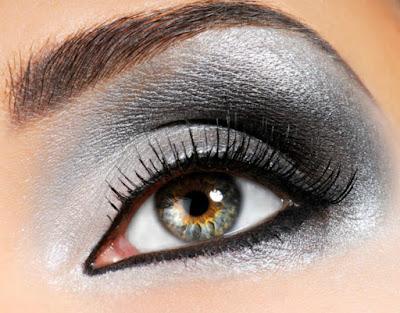 Sombras de ojos en crema