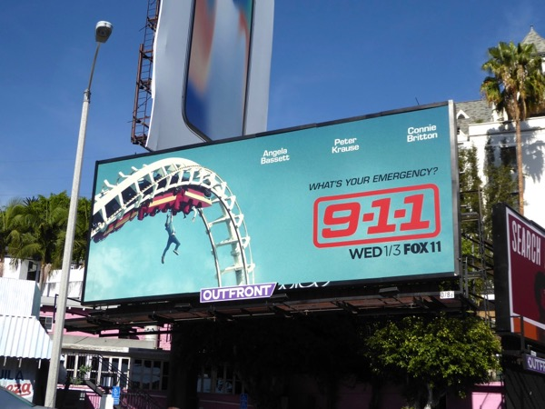 9-1-1 series premiere billboard
