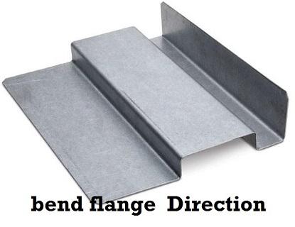 Edge Flange Design Consideration