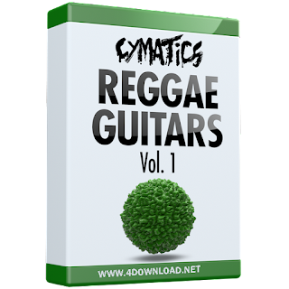 Cymatics - Reggae Guitars Vol 1