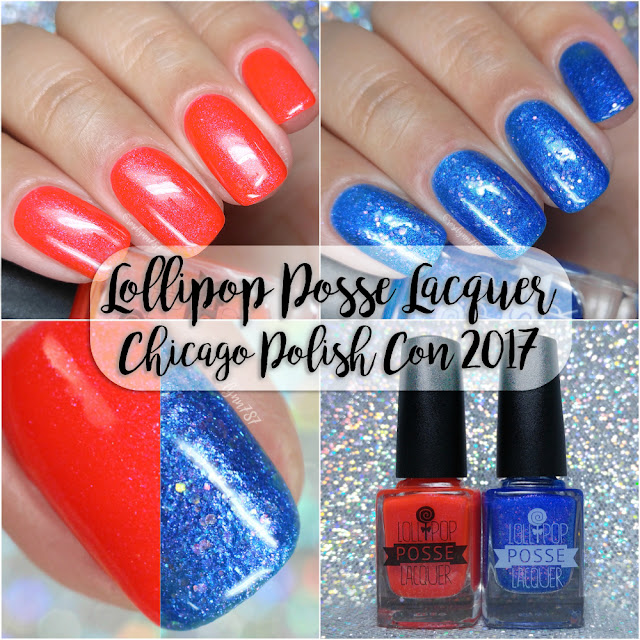Lollipop Posse Lacquer - Chicago Polish Con 2017