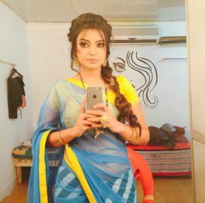 Profil dan Foto Pooja Sahu (Suman Pandey) Serial Thapki ANTV