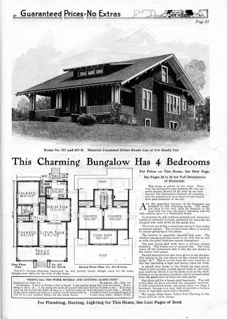 gordon van tine 573 517 1920 catalog sears hazelton lookalike