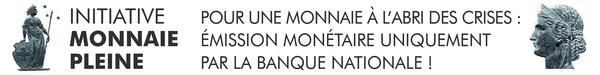 Comment créer la monnaie en Suisse et dans le monde.