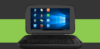 Want a Windows 10 PC in your pocket? GPD's tiny laptop will also run Ubuntu