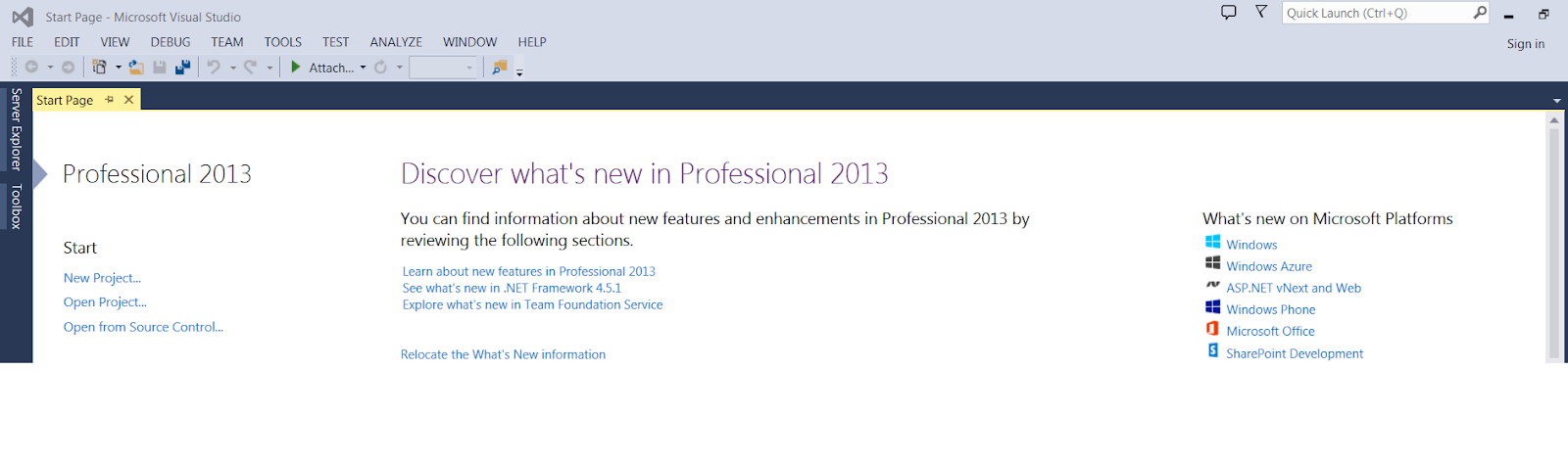 Asp net MVC 5 with admin bootstrap template in Visual studio 2013
