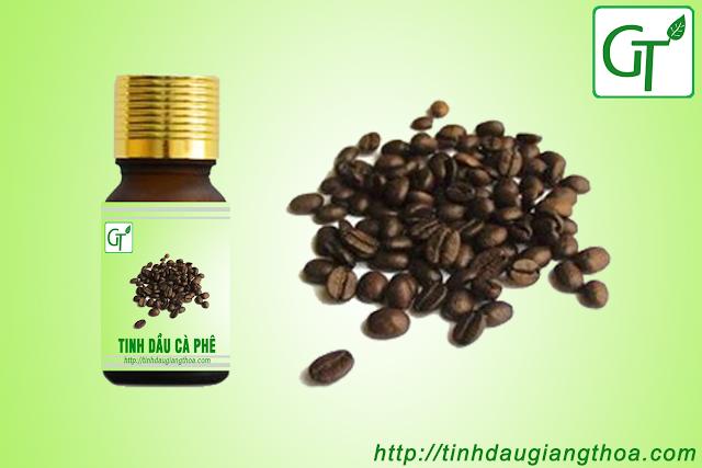 Tinh dầu Cà Phê (Cafe) nguyên chất